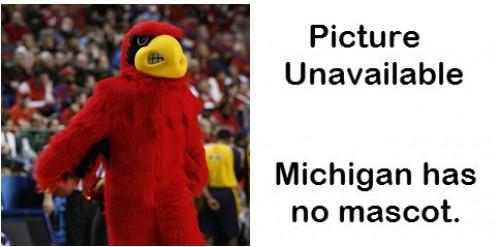 LouisvilleLouietheCard.vs.MichiganNoMascot