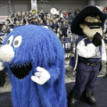 Xavier Musketeers The Blob and D'Artagnan