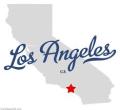 West Region LA CA state city