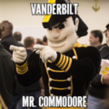 2016 Vanderbilt Mr. Commodore