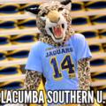 Southern University's Lacumba