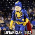 Tulsa Captain Cane