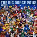 2016 CBS all mascots