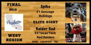 West Final Gonzaga Texas Tech (1)